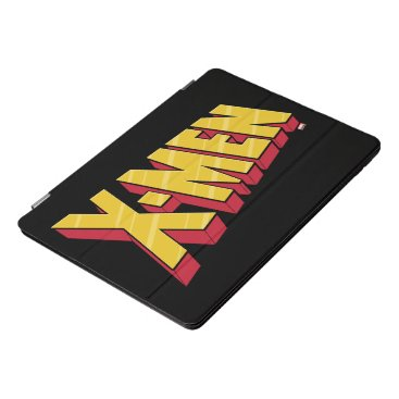 Classic X-Men | Red & Gold X-Men Logo iPad Pro Cover
