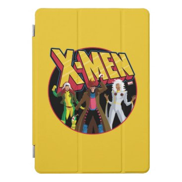 Classic X-Men | Rogue, Gambit, & Storm Icon iPad Pro Cover
