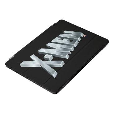 Classic X-Men | Silver X-Men Logo iPad Pro Cover
