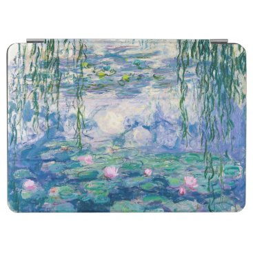 CLAUDE MONET - Water lilies iPad Air Cover