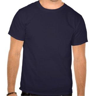 Cloud Puking Rainbow Black T-shirt shirt