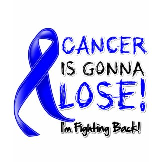 Colon Cancer is Gonna Lose shirt