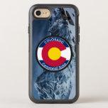 Colorado Circular Flag OtterBox Symmetry iPhone 8/7 Case