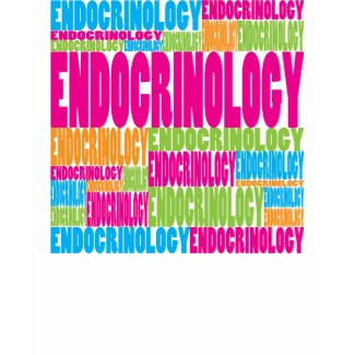 Colorful Endocrinology shirt