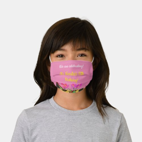 Kids' Cloth Face Mask