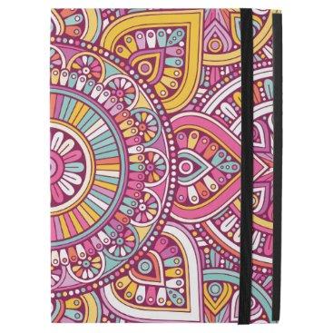 "Colorful Mandala iPad Pro 12.9"" Case"