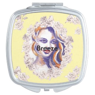 Compact Mirror - Breeze