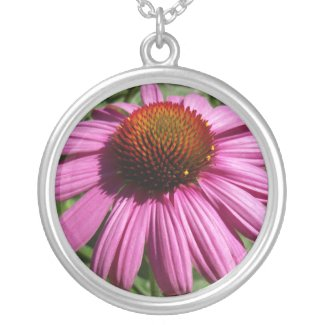 Cone Flower Necklace necklace
