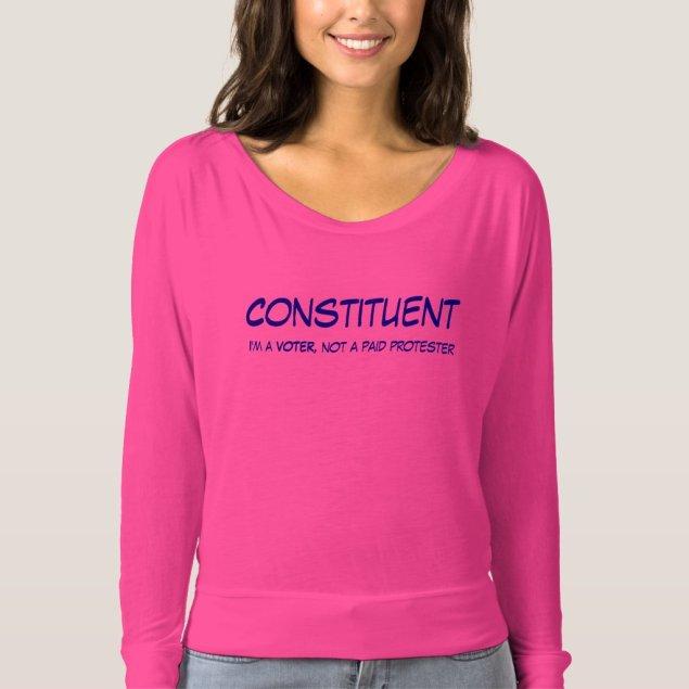Constituent Ladies Tee