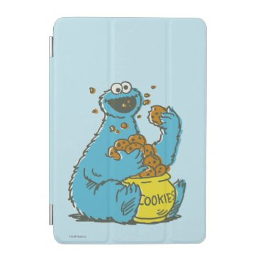 Cookie Monster Vintage iPad Mini Cover