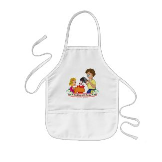 Cooking with Auntie Apron