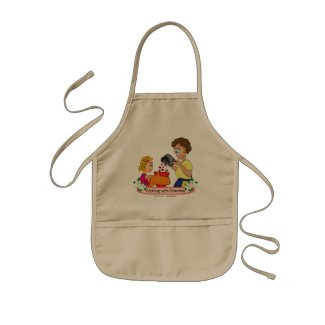 Cooking with Grandma Apron