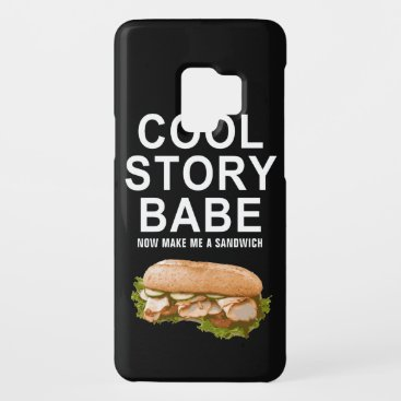 cool story babe Case-Mate samsung galaxy s9 case