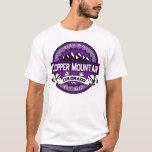 Copper City Logo Violet T-Shirt
