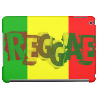Cori Reith Rasta reggae rasta man iPad Air Cases