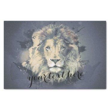 COSMIC LION KING   Custom Tissue Paper