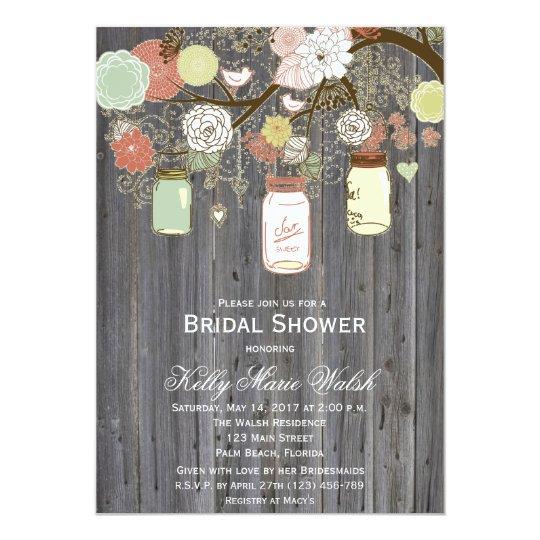Bridal Shower Invitations W102 68