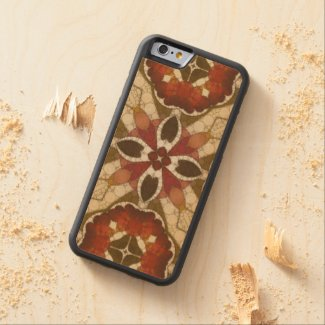Crazy Beautiful iPhone6 Wood Carved case Carved® Maple iPhone 6 Bumper Case