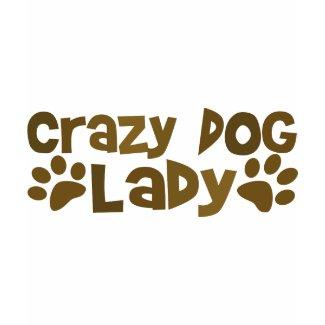 Crazy Dog Lady shirt