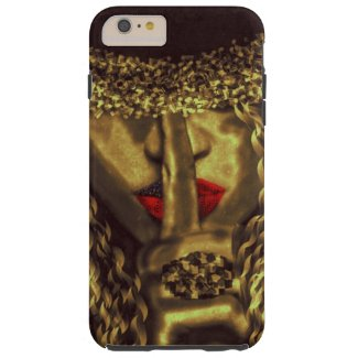 Crazy Unique Abstract Tough iPhone 6 Plus Case