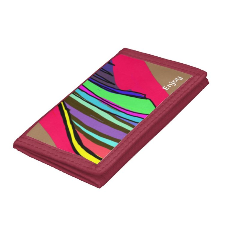 Create A Gift Template Trifold Wallet