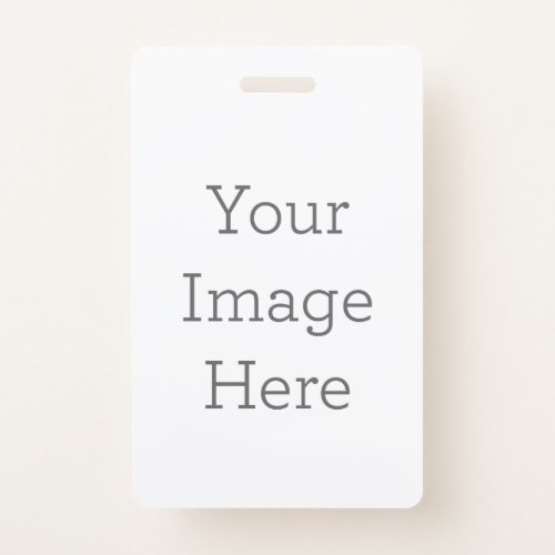 Create Your Own Badge