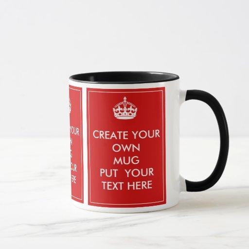 Design Your Own Starbucks Mug
