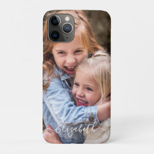 Create Your Own Personalized Photo iPhone 11 Pro Case