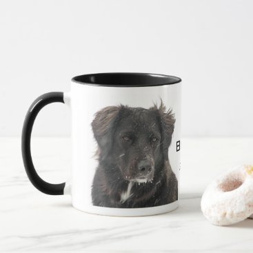 Create Your Own Pet Photo Name Year Mug