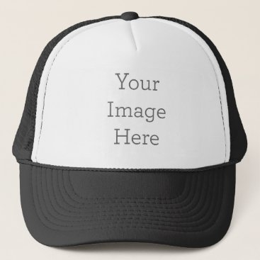 Create Your Own Trucker Hat