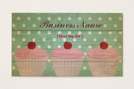 Quickbooks invoice templates cupcake business card template free this template has a well organized design with multiple lines for item details contact information and payment methods its available in nearly every wajeb Images
