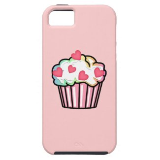 Cupcake Love iPhone 5 Case