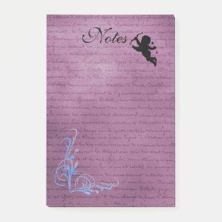 Cupid Note Pad