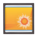 Curly Sunshine Customizable Design premium gift boxes