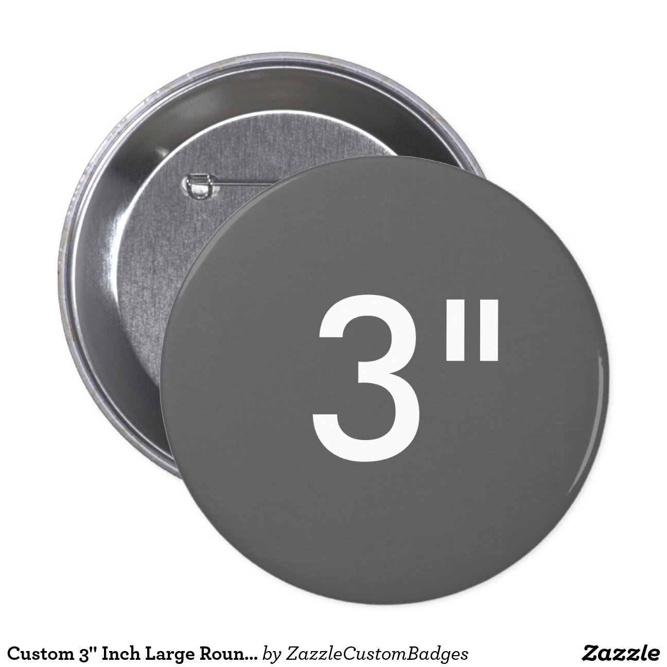 2 Inch Button Template  learn how to make photo buttons