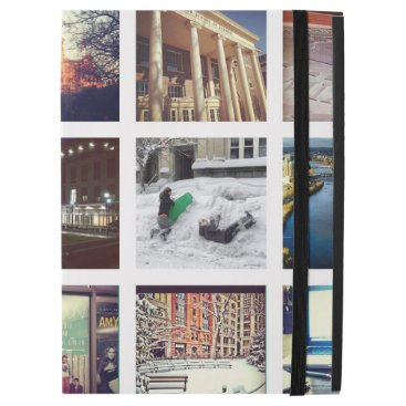 Custom Instagram Photo Collage iPad Pro Case
