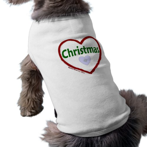 Customize Product Doggie Shirt
