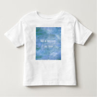 Customize Your Toddler T-shirt