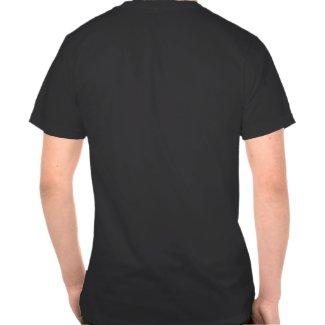 Cute Cartoon Appaloosa Pony T-shirt (back) shirt