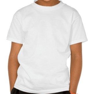 Cute Cartoon Dancing Giraffe Children T-Shirt shirt