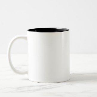 Cute Cartoon Friendly Leopard Mug mug