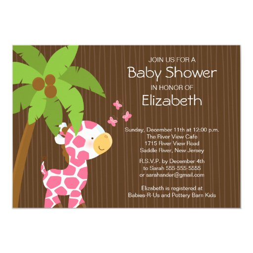 Cutest Baby Shower Invitations Ever
