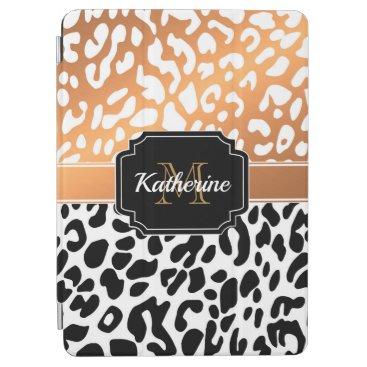 Cute Leopard Print iPad Air Cover