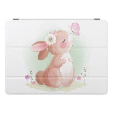 Cute Little Bunny Rabbit iPad Pro Cover