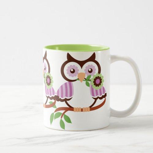 Cute Owl coffee mug