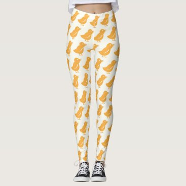 Cute Tweety Bird Leggings