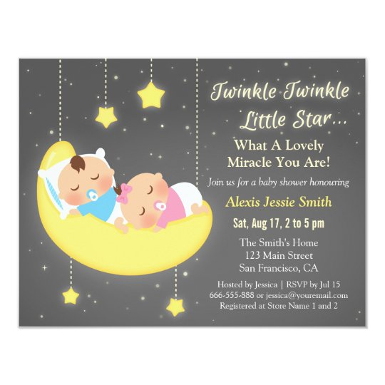 Baby Shower Invitations For Twins Boy And Is The Newest Best Concepts Of Captivating 10