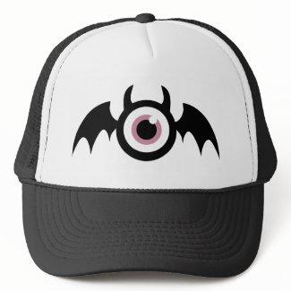 Cute Wingeye Monster hat