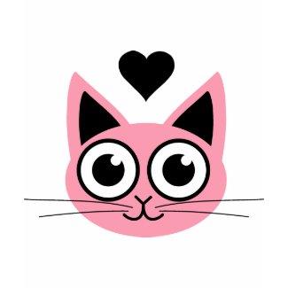 Cutest Pink Cat shirt