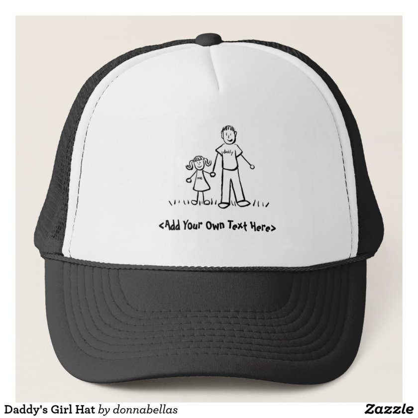 Daddy's Girl Hat